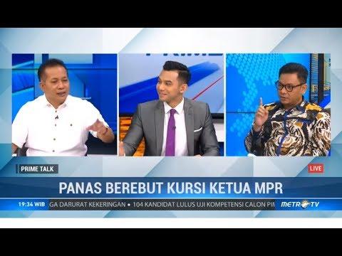 'Pasukan' Prabowo Ingin Rebut Singgasana MPR Dari 'Pasukan' Jokowi