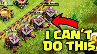 Day 3 Farming TH12 || I CAN'T DO THIS while farming || Clash of Clans || LIVE