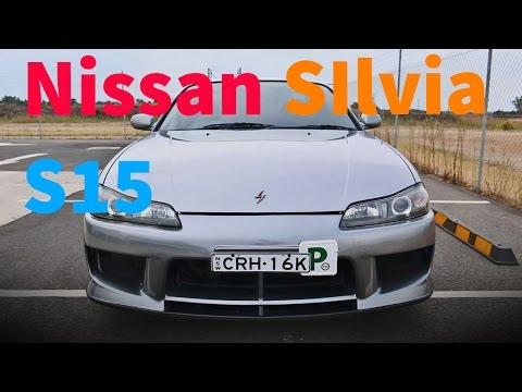 Nissan Silvia S15 Review