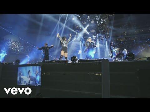 Fey - Muévelo [En Vivo] ft. OV7, JNS, Aleks Syntek, Calo, The Sacados, Litzy, Erik Rubín