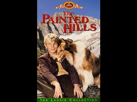 Lassie | the Painted Hills | Gold Rush