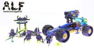 Lego Ninjago 70731 Jay Walker One - Lego Speed Build Review