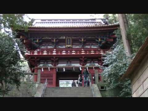 Mt. Kuno Toshogu Shrine (Kuno-zan Toshogu), Temples of Japan, Shizuoka Prefecture
