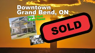 SOLD - Grand Bend 2 Houses + 15 Bedrooms on 5 lots | STEPS to Grand Bend Beach