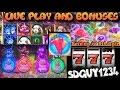 LIVE PLAY and Bonuses on Splitting Hares Slot Machine