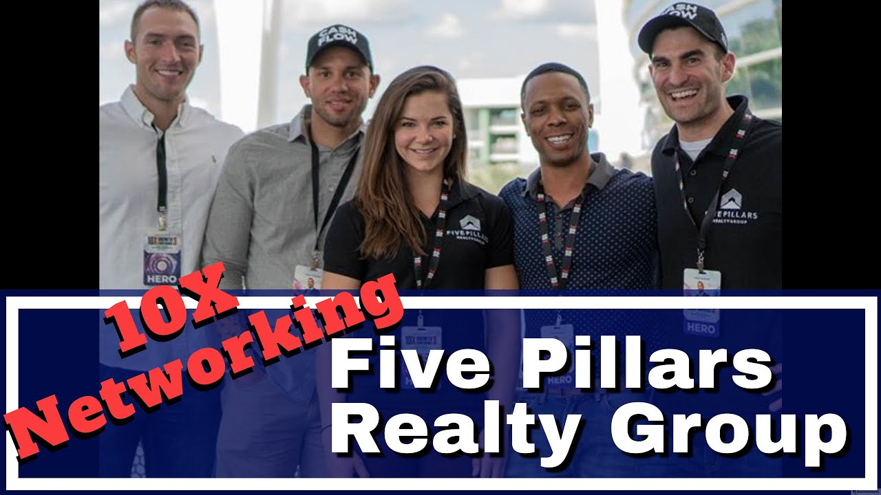 10X Networking: Five Pillars Realty Group