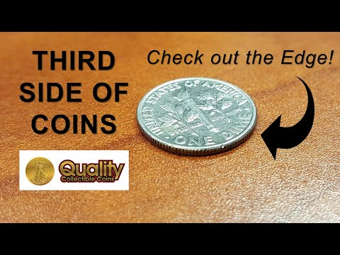 Third Side Of Coins: Edge Features | Quality Collectible Coins
