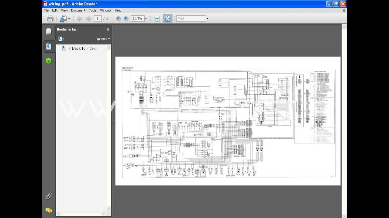 free nissan wiring diagram