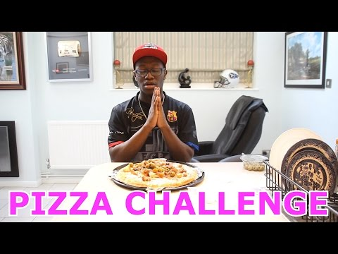 Thumbnail: THE PIZZA CHALLENGE