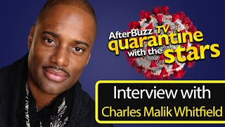 How If Loving You Is Wrong's Charles Malik Whitfield prevailed through adversity & thoughts on BLM