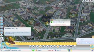Simvillage (Simcity) Ep 30 - Solar Farm Research Started
