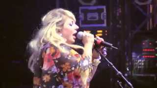 Little Boots Live - Stuck On Repeat @ Sziget 2013