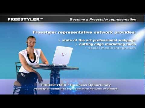 Business opportunity Become a Freestyler representative - Freestyler.net