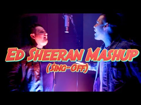 Ed Sheeran Mashup (Sing-off) | Michael Constantino vs. Dan Sky