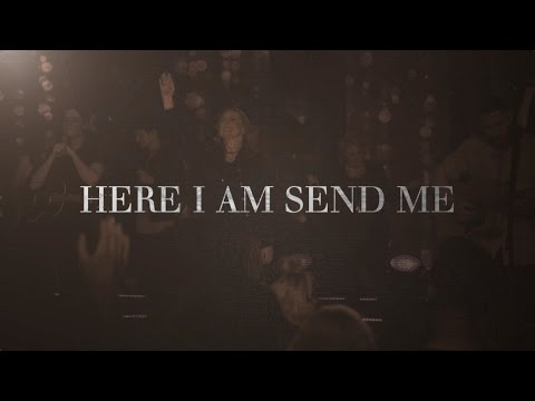 Darlene Zschech - Here I Am Send Me (Official Lyric Video)