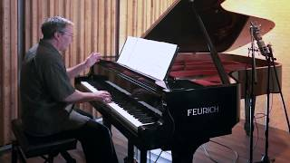 """Bach Goes to Town"" by Alec Templeton - P. Barton, piano"