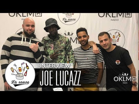 Youtube: JOE LUCAZZ (No Name 2.0, le label Néochrome, son amour pour Paris…)   – #LaSauce sur OKLM Radio