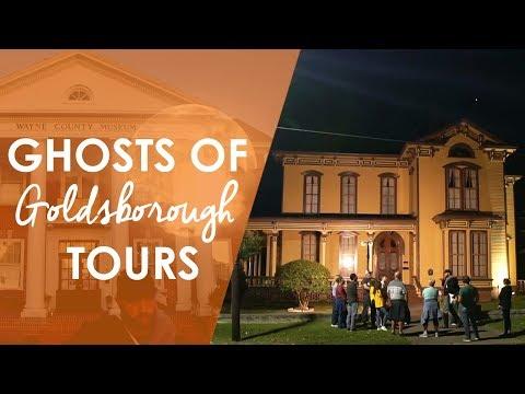 """Ghost of Goldsborough"" Tours  North Carolina Weekend  UNC-TV"