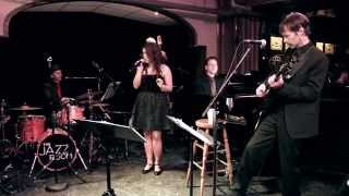 I Get a Kick Out of You performed by Rebecca Binnendyk