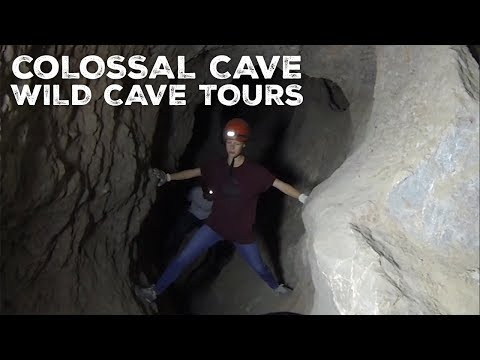 Colossal Cave - Wild Cave Tours