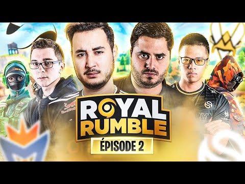 LE PREMIER ROYAL RUMBLE SPÉCIAL PRO !!! (Saison 3 - Ep.2) thumbnail