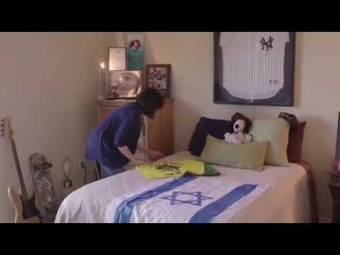 Max Steinberg video - Times of Israel Gala