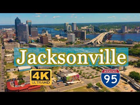 Traveling JACKSONVILLE - I-95 - City in Waiting