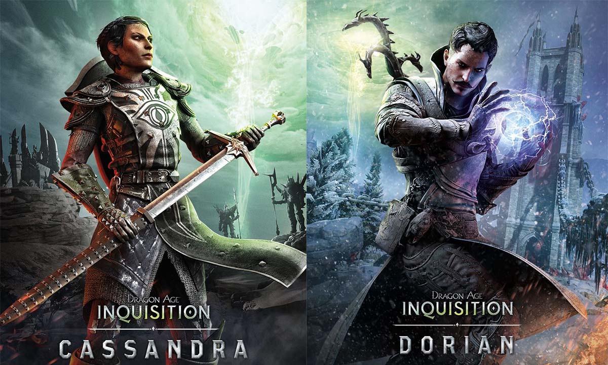 Dorian / Cassandra Banter About