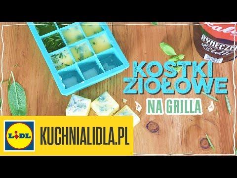 Jak Zrobic Kostki Ziolowe Na Grilla Przepisy Kuchni Lidla