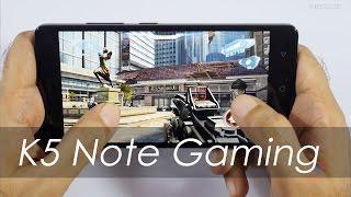 Lenovo Vibe K5 Note (4GB) Review Videos