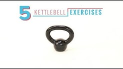 Equip Yourself: 5 Kettlebell Exercises