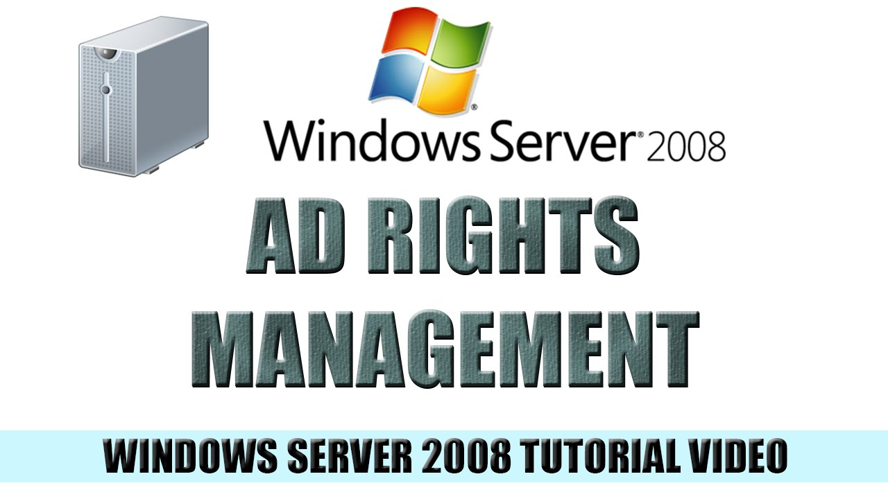 03 installing server 2008 and active directory windows server.