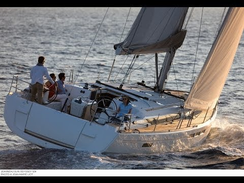 The Jeanneau 509, A Great Boat for Sailing Off-Shore or to Simply Enjoy Close to Home