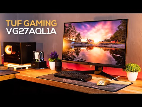 ASUS TUF Gaming VG27AQL1A Review - The BEST got even BETTER!