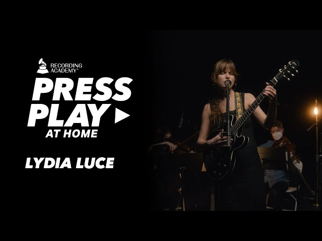 """Lydia Luce Performs Hypnotic Version Of """"Tangled Love"""" 
