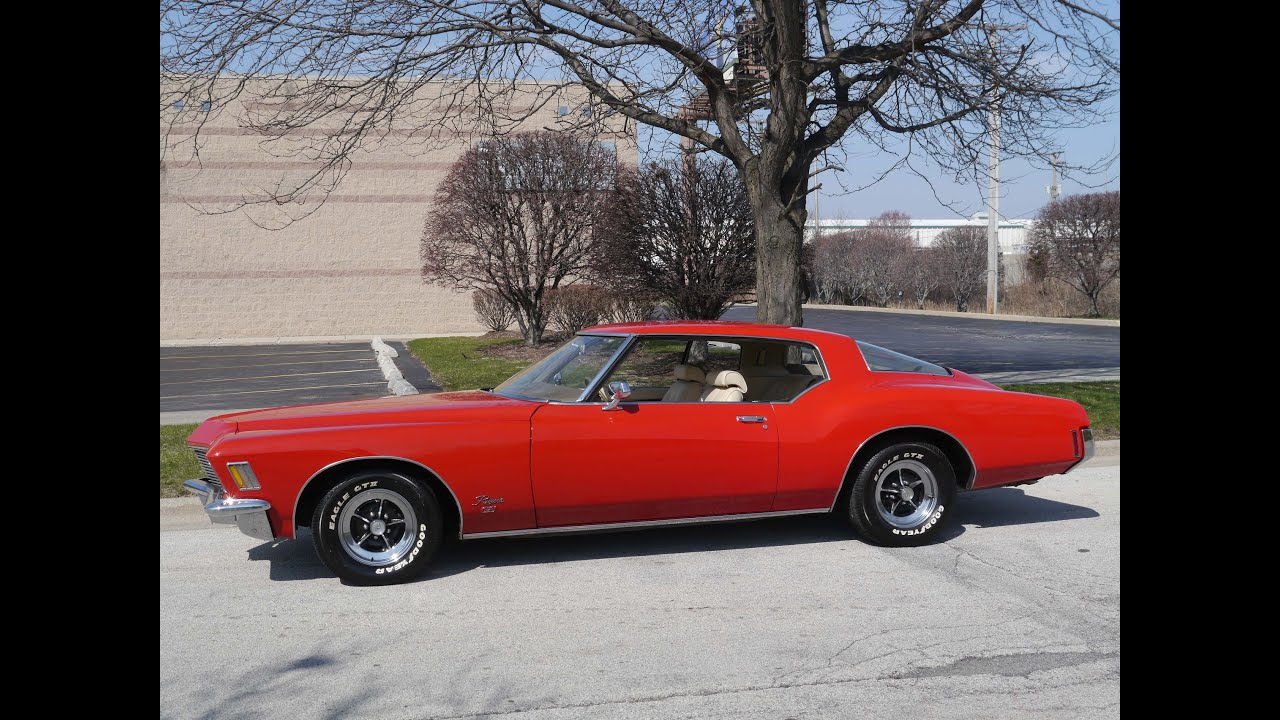 1971 buick riviera gs sold sold sold youtube. Black Bedroom Furniture Sets. Home Design Ideas