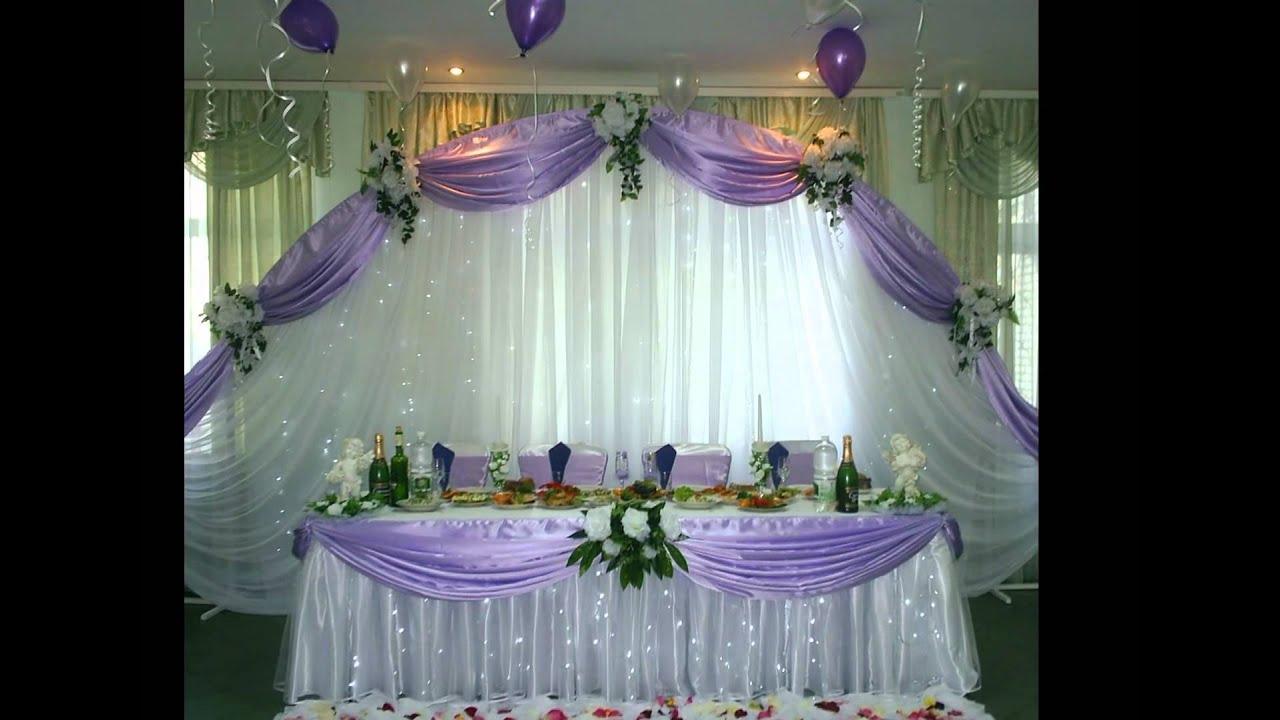 Фото Украшение Залов На Свадьбу