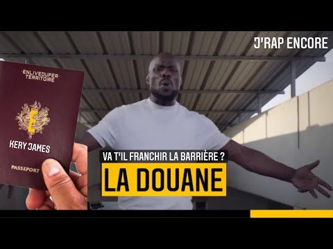 KERY JAMES - J'RAP ENCORE (REACTION & VERDICT) - LA DOUANE