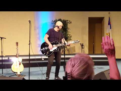 Peter Furler - Amazing Love, He Reigns, Blessed Be Your Name, I Am Free - Oxford, FL