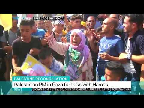 Rival factions Hamas and Fatah begin talks