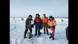 Отчет о рыбалке на Белоярском водохранилище Лодочная 4 марта 2020 года