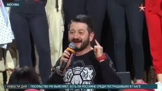 Первый фестиваль юнармейской лиги КВН прошел в Москве  Телеканал Звезда