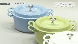 How its made - cast iron pots كيفية صناعة الطناجر الحديدية