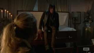 The Walking Dead 4x13 Beth Singing To Daryl