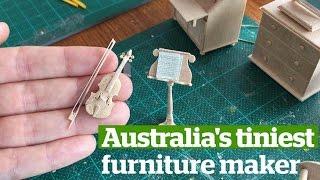 Australia's Tiniest Furniture Maker
