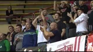 il Basket a Forlì...Nella disfatta il tifo vero unisce