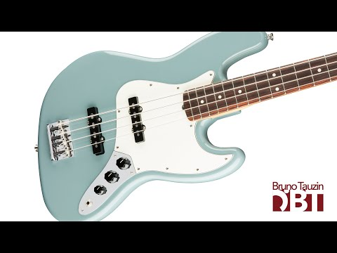 Fender Jazz Bass American Professional 🎸 Test Complet