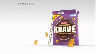 KRAVE Trojan Rabbit TVC