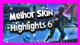 MELHOR SKIN DO GAME... Highlights #6/ Fortnite/ Yuri MS
