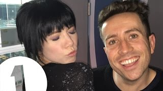 Carly Rae Jepsen pranks her Publicist on Call or Delete
